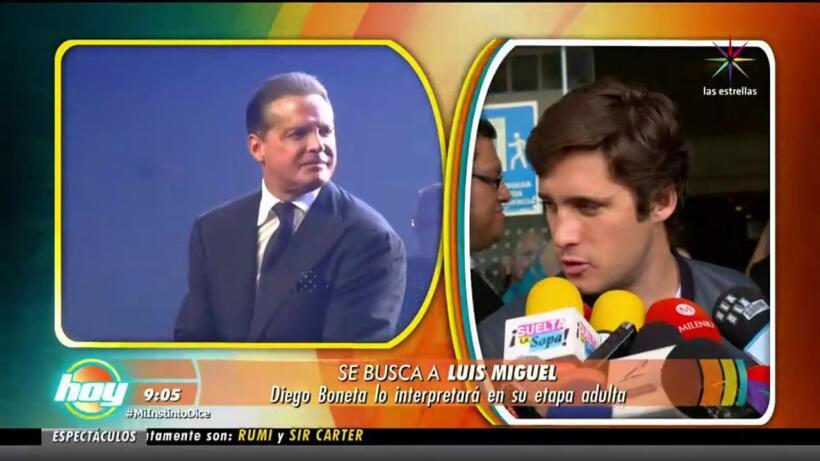 Decenas de niños acuden a casting de Luis Miguel ¡Descúbrelo!