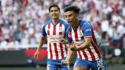 Fernando Beltrán negocia aumento con Chivas