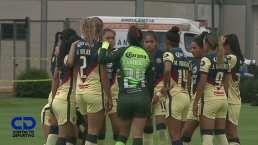 América Femenil, sin casos de COVID previo al juego ante Chivas