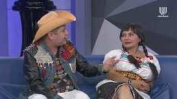 Olga Sana y 'El indio Brayan' recuerdan los peores momentos en el intercambio navideño