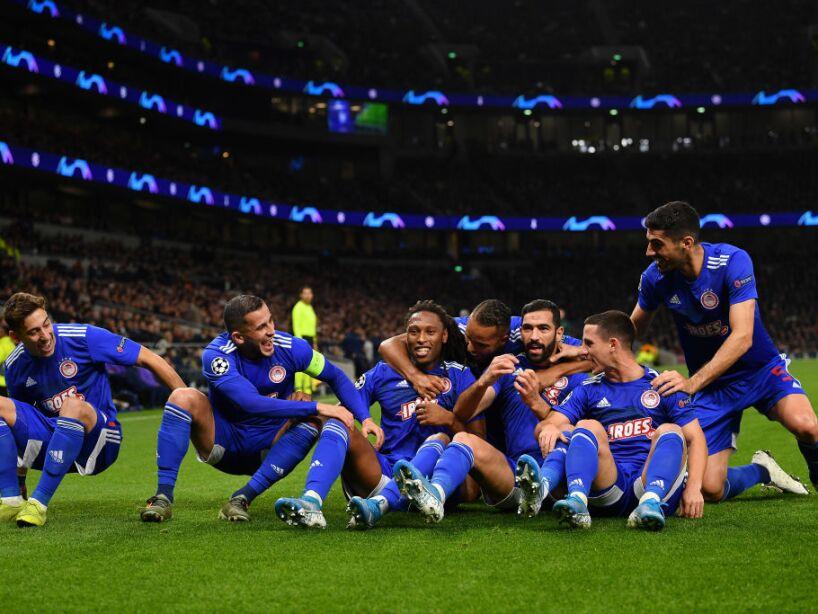 Tottenham Hotspur v Olympiacos FC: Group B - UEFA Champions League