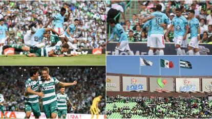 Santos y Pachuca dividieron puntos en el Territorio Santos Modelo tras un emocionante empate a dos goles.