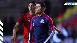 Con doblete, Chofis dio triunfo a Chivas Sub-20