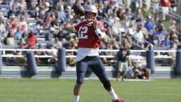 Tom Brady alarga su contrato con los New England Patriots por dos años mas