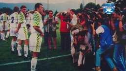 Stoichkov y los recuerdos de cuando era la sensación del Parma