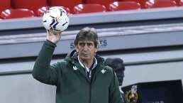 Pellegrini asegura que no se va del Betis