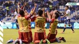 Puebla 0-1 Morelia - Resumen y Gol - Grupo A - Copa MX