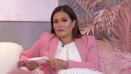 Entre lágrimas, Mariana Echeverría confesa lo difícil que fue embarazarse porque le quitaron una trompa de falopio