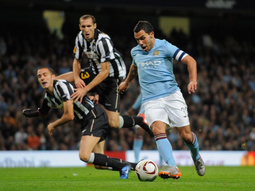 Manchester City v Juventus FC - UEFA Europa League
