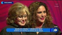 Entrevista con Angélicas, madre e hija