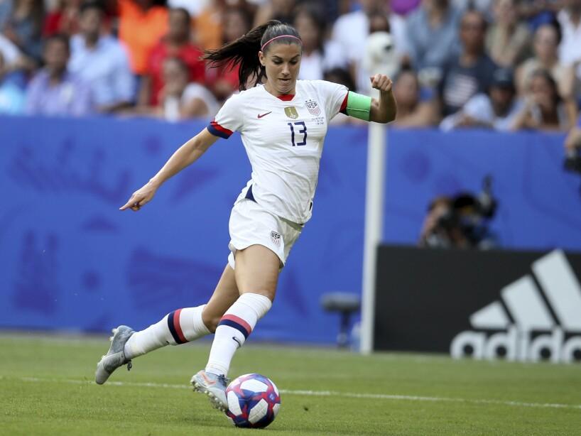 Morgan Pregnant Soccer