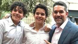 """Eduardo Santamarina sobre convertirse en abuelo: """"Disfrutar a mis nietos sería una bendición"""""""