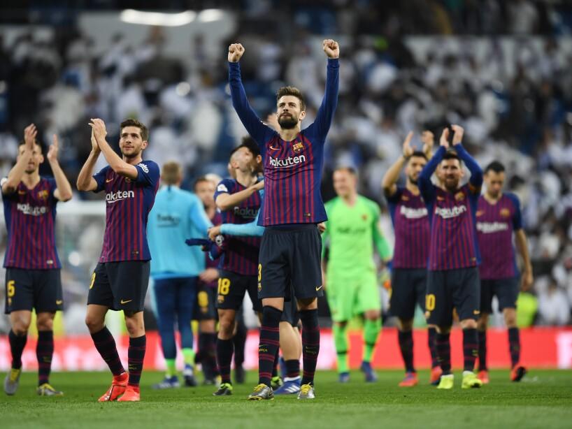 Real Madrid v FC Barcelona - Copa del Rey Semi Final: Second Leg