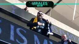 Aficionado de América va a apoyar a Wolves en estadio de Tottenham