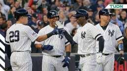 Yankees está más afinado que un Do bemol