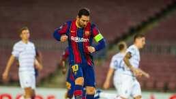 Koeman no reprocha actitud de Messi