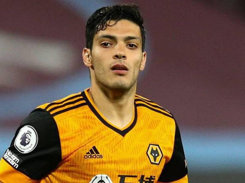 Raúl Jimeénez-Wolverhampton