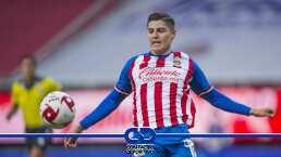 Cisneros busca impresionar con Chivas en la Copa GNP por México
