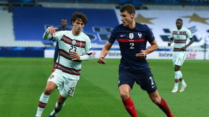 Portugal y Francia empatan sin goles en la Nations League