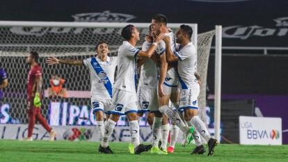 Puebla no le tiene a piedad a Mazatlán y les pegan una guamiza de 1-4 en El Kraken.