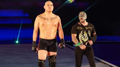 Los luchadores que salieron de la WWE tras la pandemia | La reconocida empresa de lucha libre decidió prescindir de los servicios de algunas estrellas del cuadrilátero como medidas de austeridad.