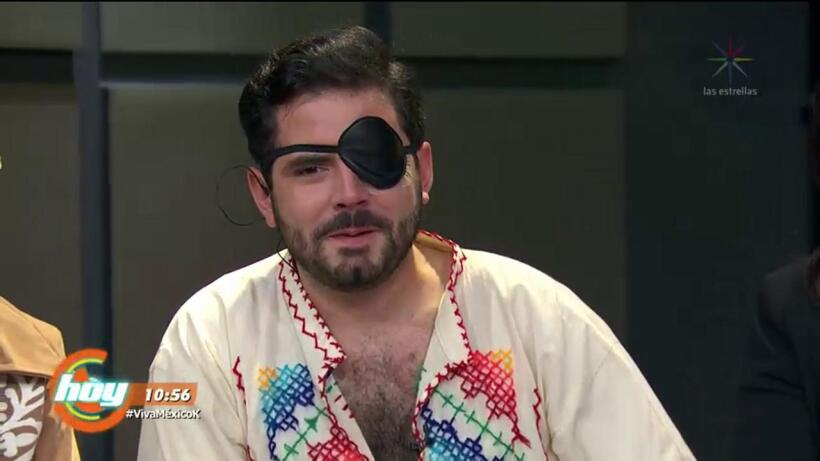 Catalina Creel, Tizoc o ¿José Eduardo Derbez?