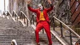 Joker: Filtran el momento en que Joaquin Phoenix se preparaba para bailar en las escaleras