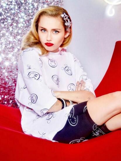 La colección de Miley Cyrus ha causado furor en redes sociales. ¡Haz clic en la galería y conoce más detalles!