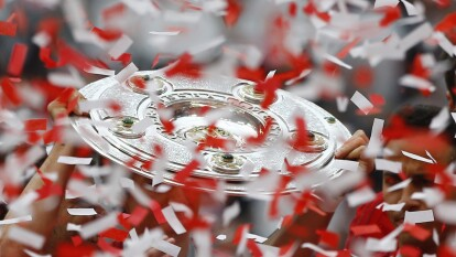 Bayern Munich y los clubes que dominan la Bundesliga | Estos son los equipos más ganadores en la historia de la liga alemana.