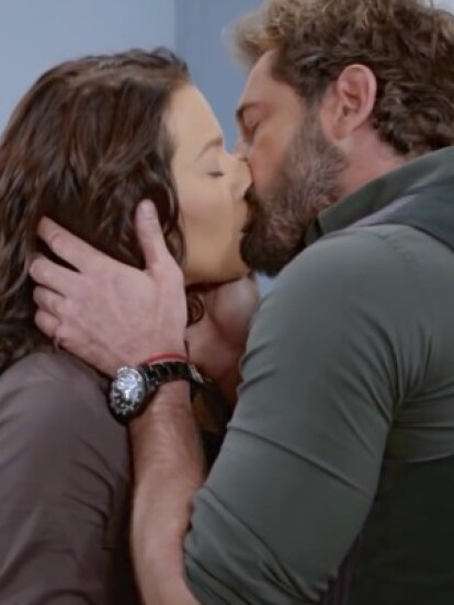 Irina Baeva y Gabriel Soto se conocieron en 2016, cuando protagonizaron la telenovela 'Vino el amor'.