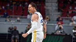 Mexicano Juan Toscano escribe la historia en la NBA
