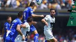 Pumas vs Cruz Azul – Resumen y goles – Apertura 2019