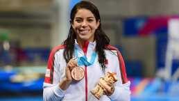 """Alejandra Orozco: """"Lo intenté hasta el final, la competencia estuvo reñida"""""""