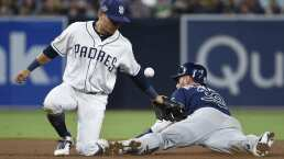 Highlights: San Diego Padres 4-10 Tampa Bay Rays