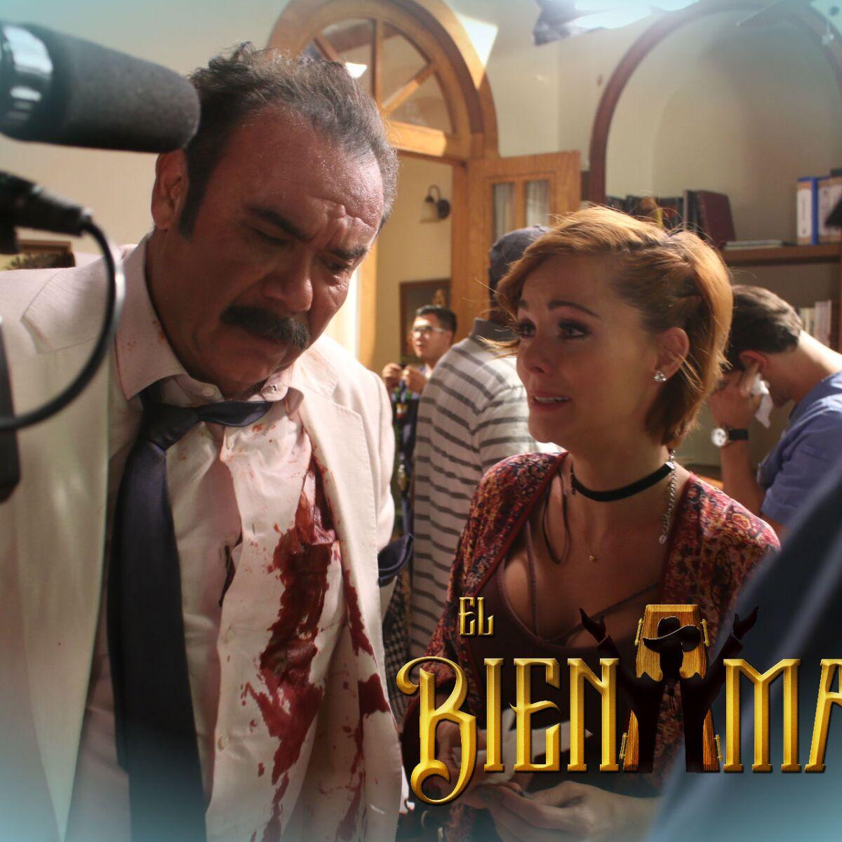 Amar A Muerte Capitulo 18: Detrás De Cámaras: ¡La Muerte De Odorico!