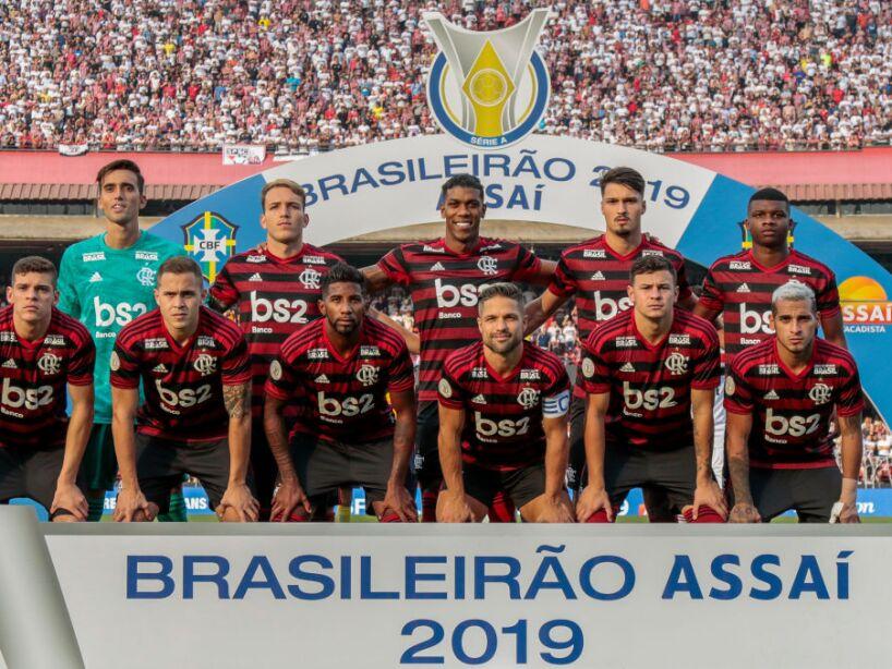 Sao Paulo v Flamengo - Brasileirao Series A 2019