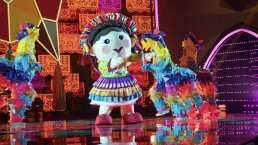 Lele pone a bailar al público de ¿Quién es La Máscara? al cantar 'Traicionera'