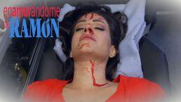 Revive la escena: ¡El accidente de Roxana!