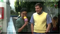 ¡Divertida entrevista de Benny Emmanuel con el nerd Lalo Palacios en ¿Como dice el refrán?!