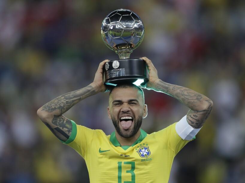 Brazil Soccer Copa America Peru