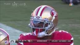 ¡Nadie lo detiene! Coleman vuelve a anotar y 49ers ya ganan 10-24
