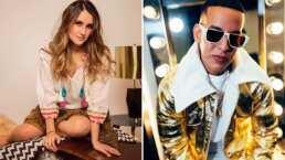 A Dulce María también le gusta el reggaetón y lo demostró perrando con todo 'Gasolina' de Daddy Yankee