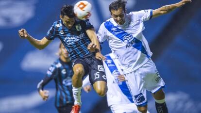 Puebla y Querétaro empataron en la J12 del Guard1anes 2020 | Los Gallos dejaron vivir a los poblanos y les empataron 3-3 en tiempo de compensación.