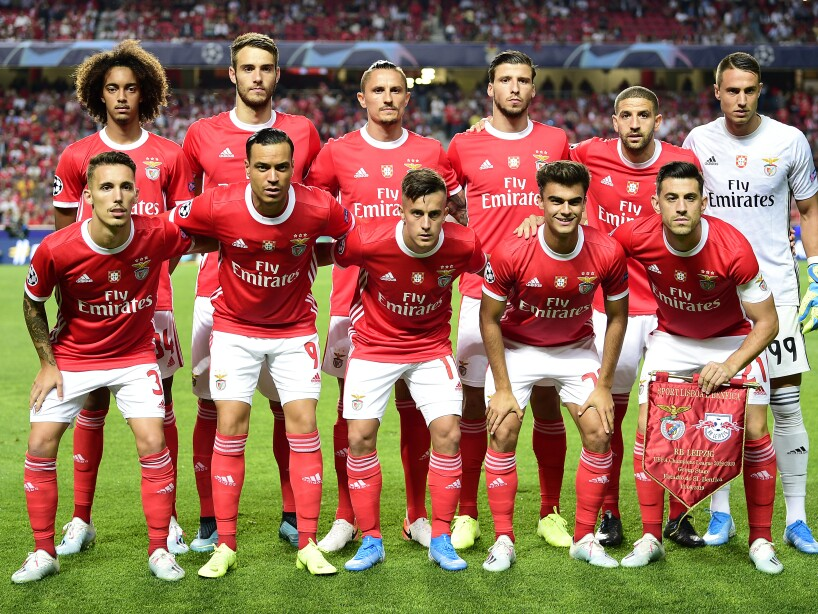SL Benfica v RB Leipzig: Group G - UEFA Champions League