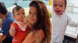 Kira no solo ya le dice 'mamá' a Claudia Álvarez, también le dice que la ama