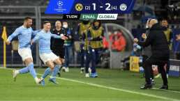 Pep Guardiola mete a Manchester City a sus segunda semifinal en la historia