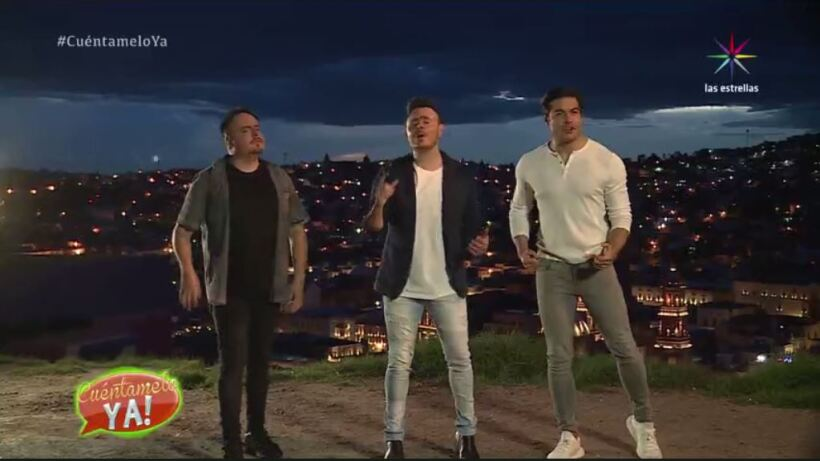 """¡Río Roma y Carlos Rivera filman """"Todavía no te olvido""""!"""