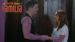 ¡Marisol y Xavi están enamorados!