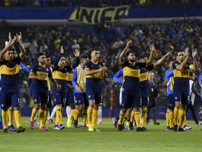 Boca Juniors v Athletico Paranaense - Copa CONMEBOL Libertadores 2019