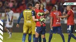 Jurado habló de sus lágrimas de triunfo en el 1-0 ante el Puebla